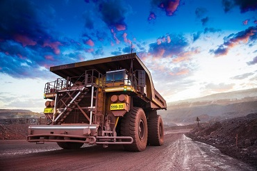 Anglo-American-Mining-Truck