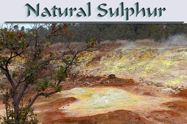 natural-sulphur
