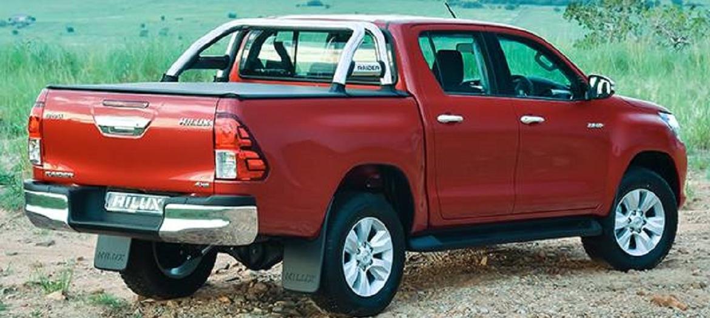 Toyota Hilux 2.8GD-6 double cab 4x